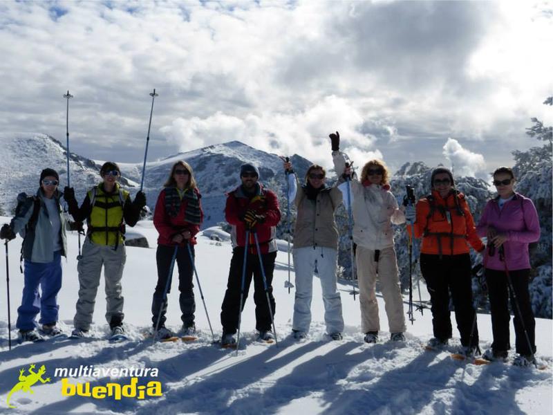 Raquetas de Nieve dia completo
