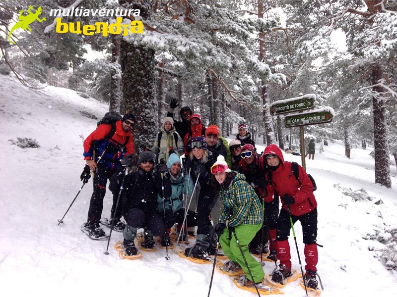 Raquetas de Nieve Cima 7 Picos