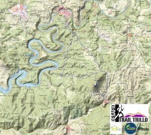 Mapa Carrera Corto - Click para ampliar